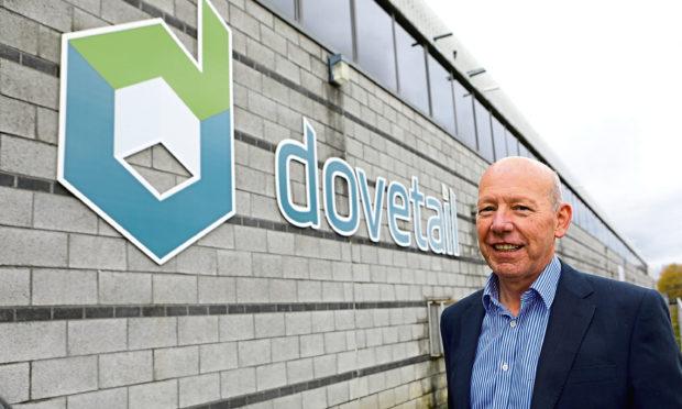 Dovetails executive chairman Ken Laing