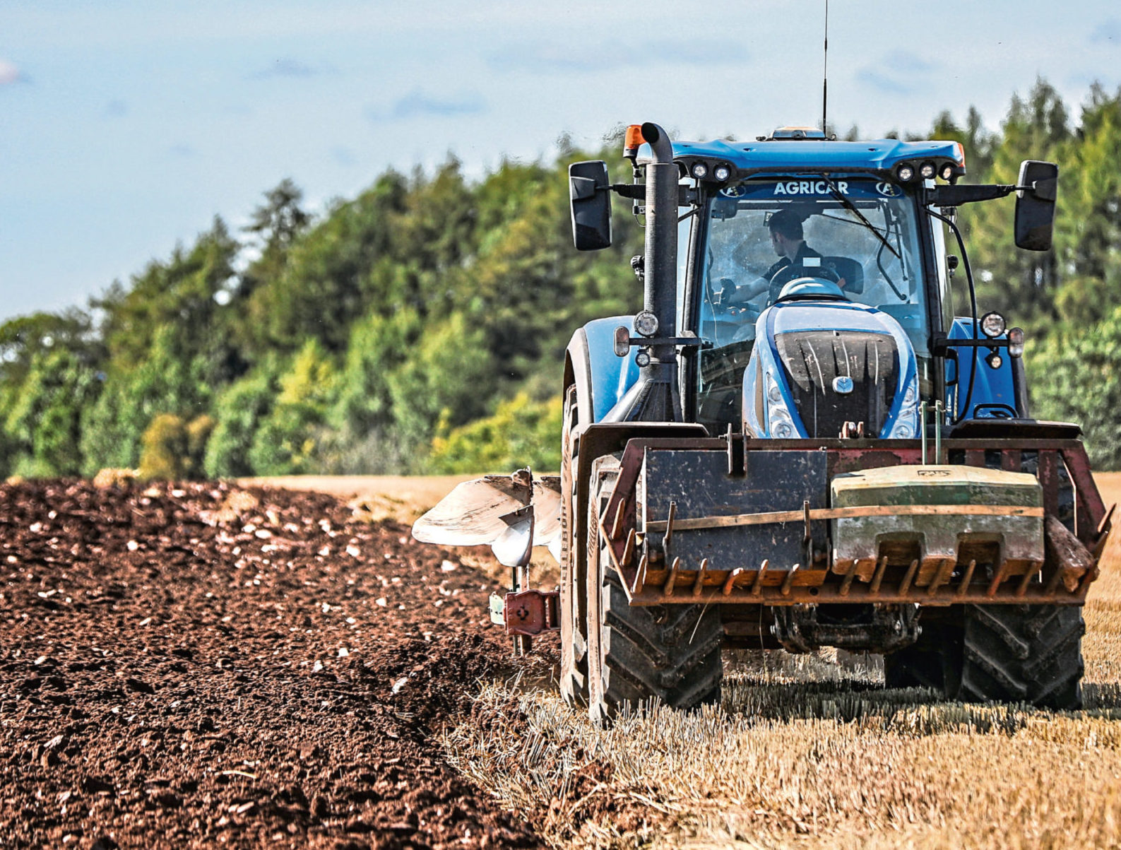 Soil management can be key to a farm's long-term viability.
