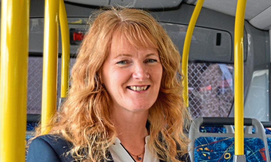 Christine McGlasson, managing director of Xplore Dundee