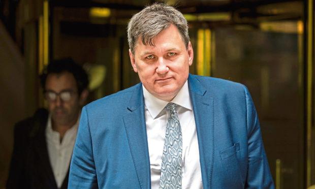 Kit Malthouse MP.