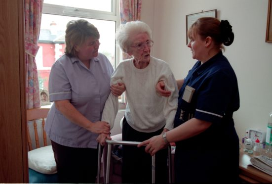An Accounts Commission report has highlighted its concerns with how health and social care services are being funded in Fife.