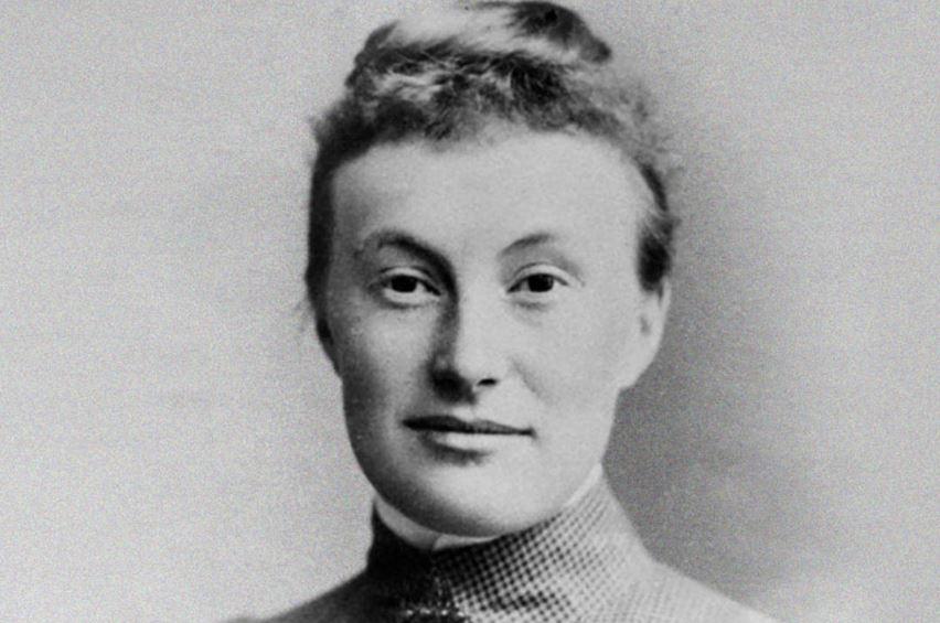 Beatrice Sharp.
