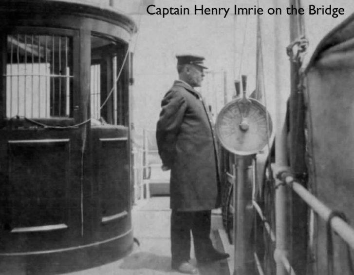 Captain Henry Imrie