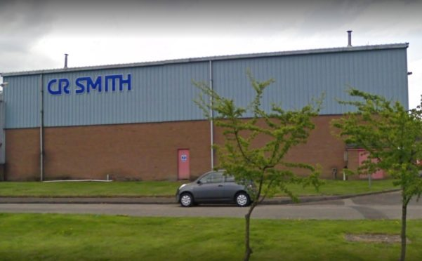 CR Smith in Cowdenbeath.