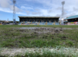 Dens Park was deemed unplayable
