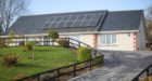 The three-bedroom bungalow at Kinloch, near Blairgowrie