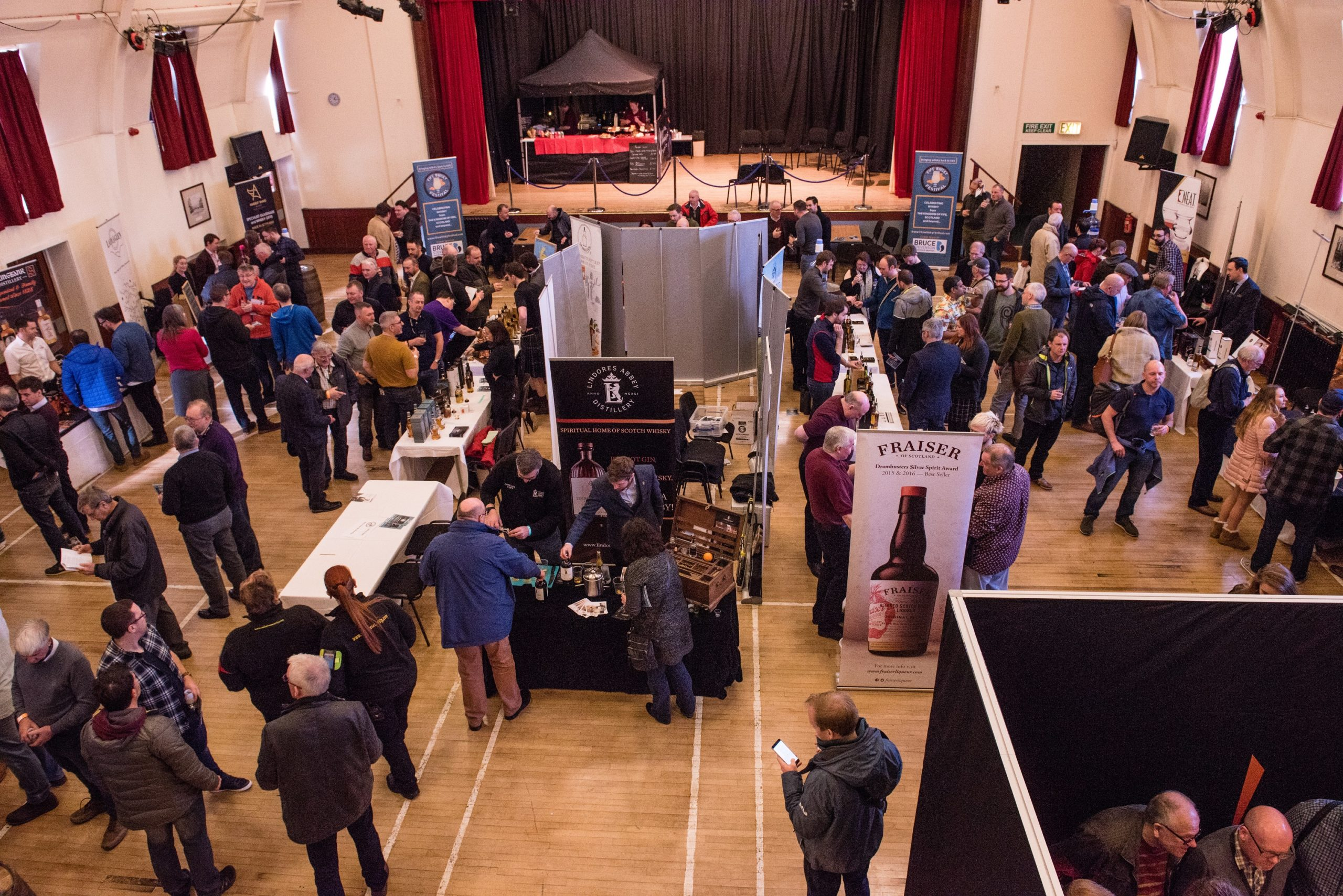 Now in its third year Fife Whiskey Festival is set to be bigeer than ever.