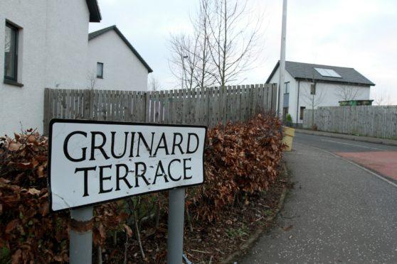Gruinard Terrace.