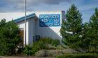Monifieth High School. Pic by Kim Cessford / DCT Media