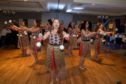 Maori Dancers at the event. Picture: Kenny Smith.