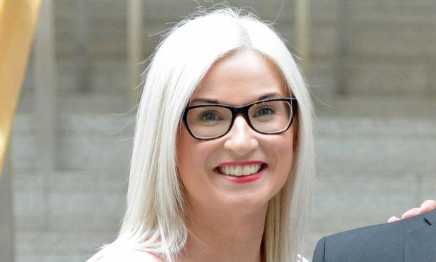 Mental health campaigner Gillian Murray.