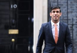 The UK budget could be delayed further following the resignation of Sajid Javid and the appointment of Rishi Sunak (pictured) to Number 11.