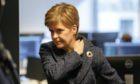 Nicola Sturgeon's referendum strategy is under scrutiny.
