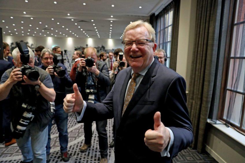 Scottish Conservative leader Jackson Carlaw.