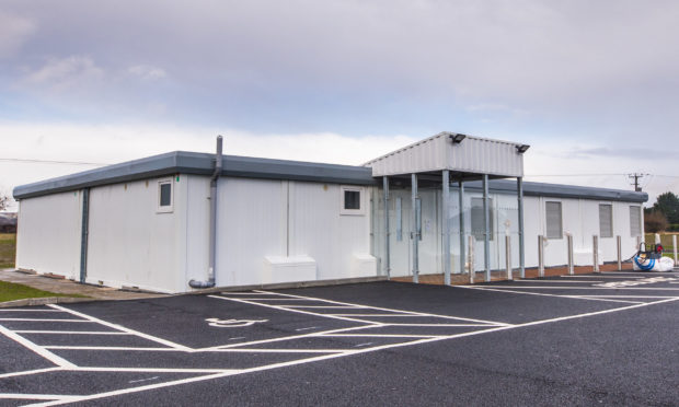 The new medical centre at Errol will be open soon.