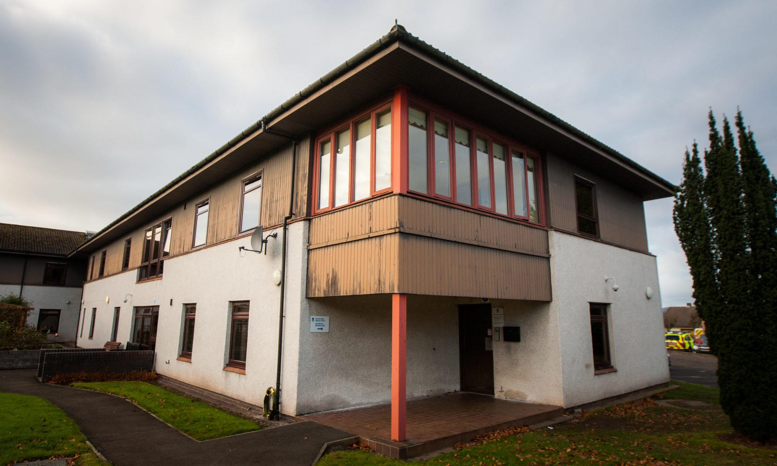 Beechgrove House is now empty.