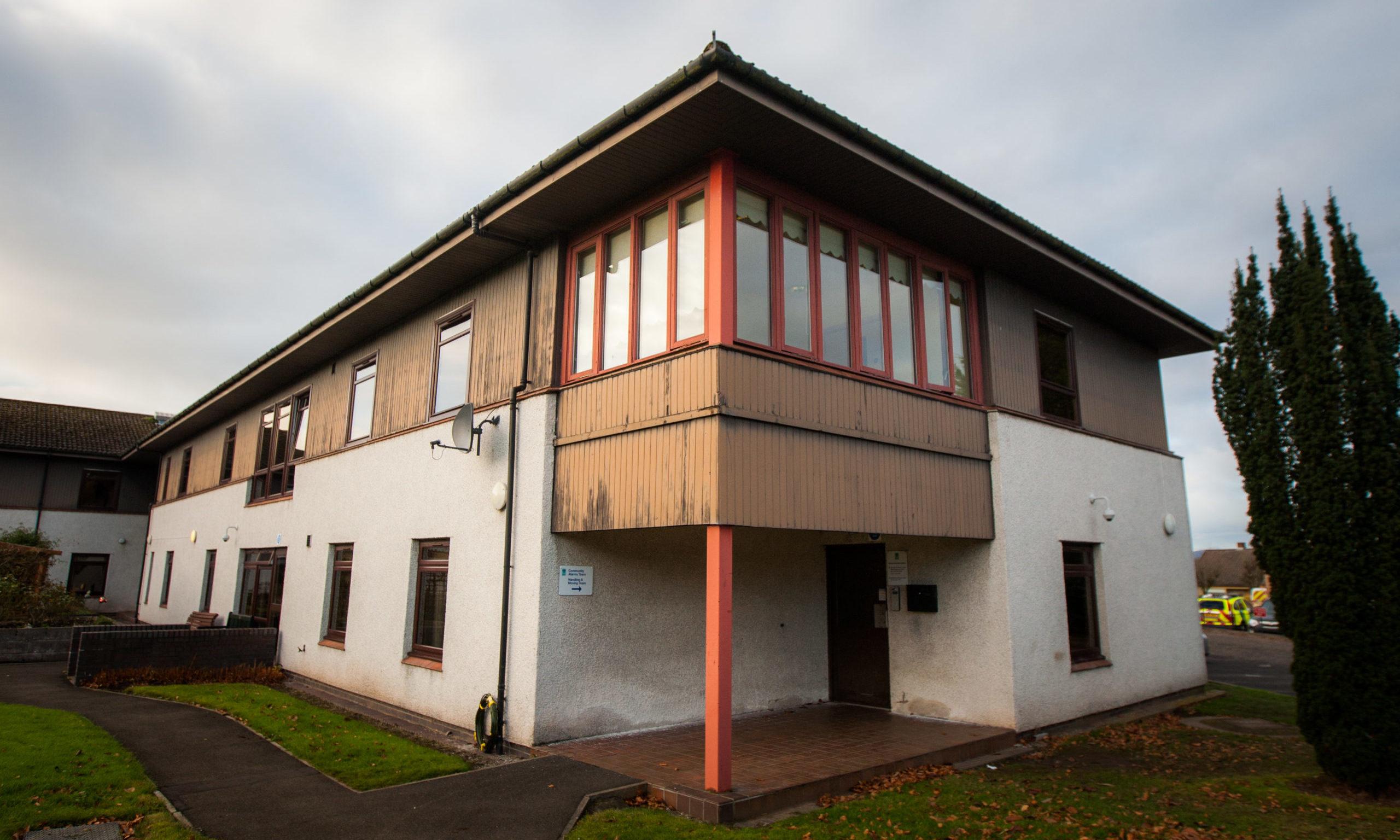 Beechgrove House care home.