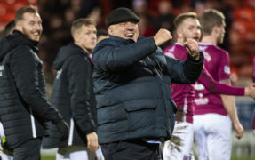 Arbroath chairman Mike Caird and his board praise players and management after season to remember at Gayfield