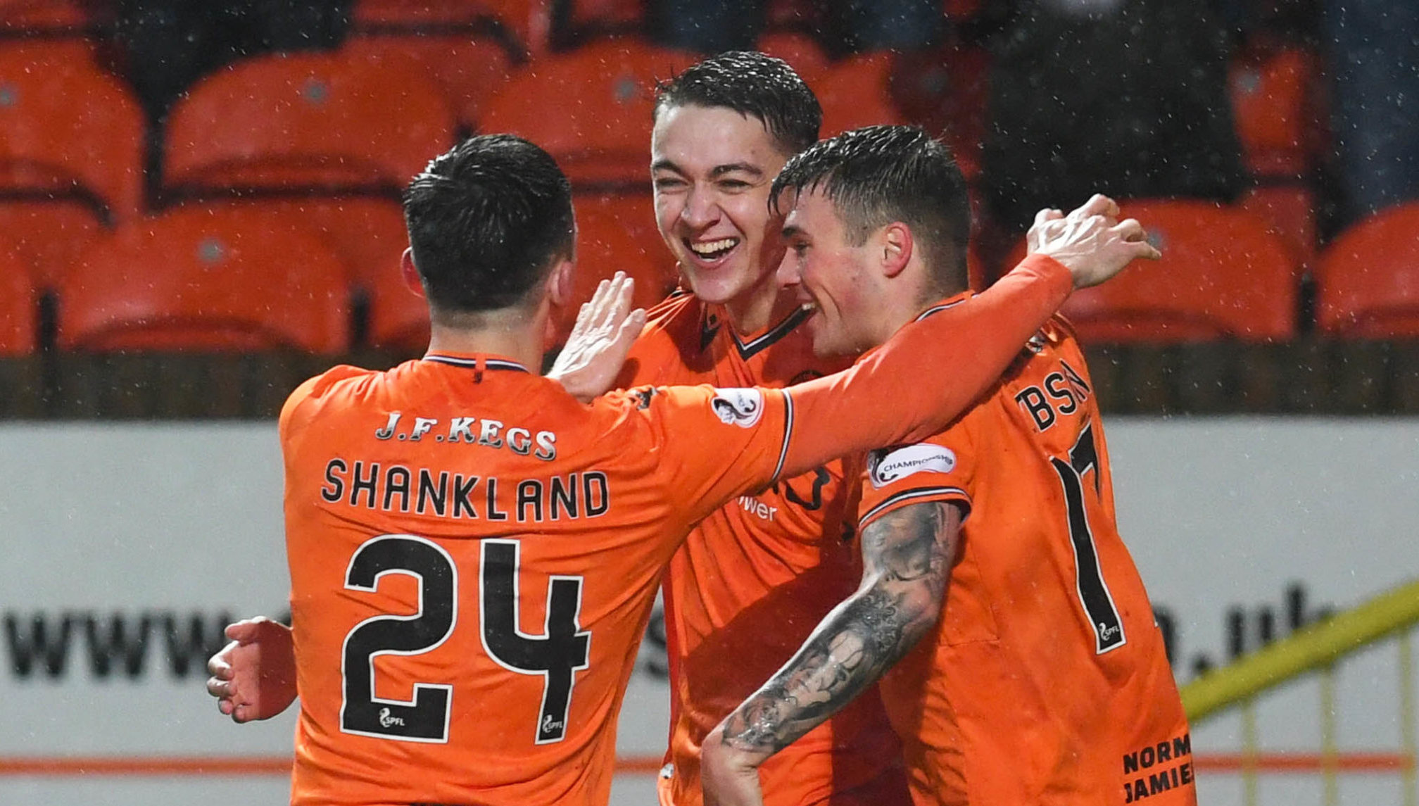 Dundee United secured promotion but legal claims threaten Premiership status