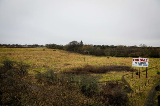 Land in Kirkcaldy has been earmarked for the park.