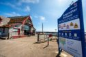 Anstruther Lifeboat Station.