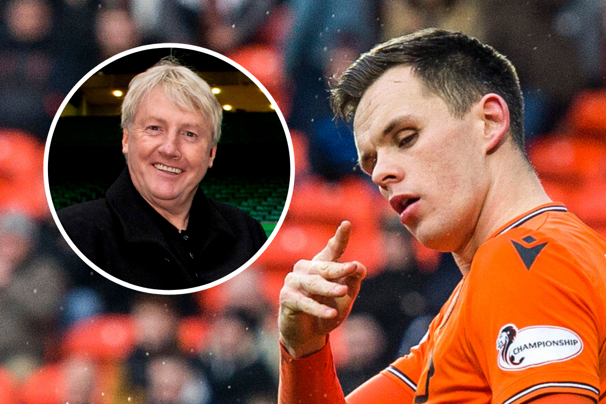 McAvennie has tipped Shankland for England's top flight