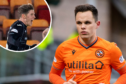 Dundee United could replace Shankland with Nisbet