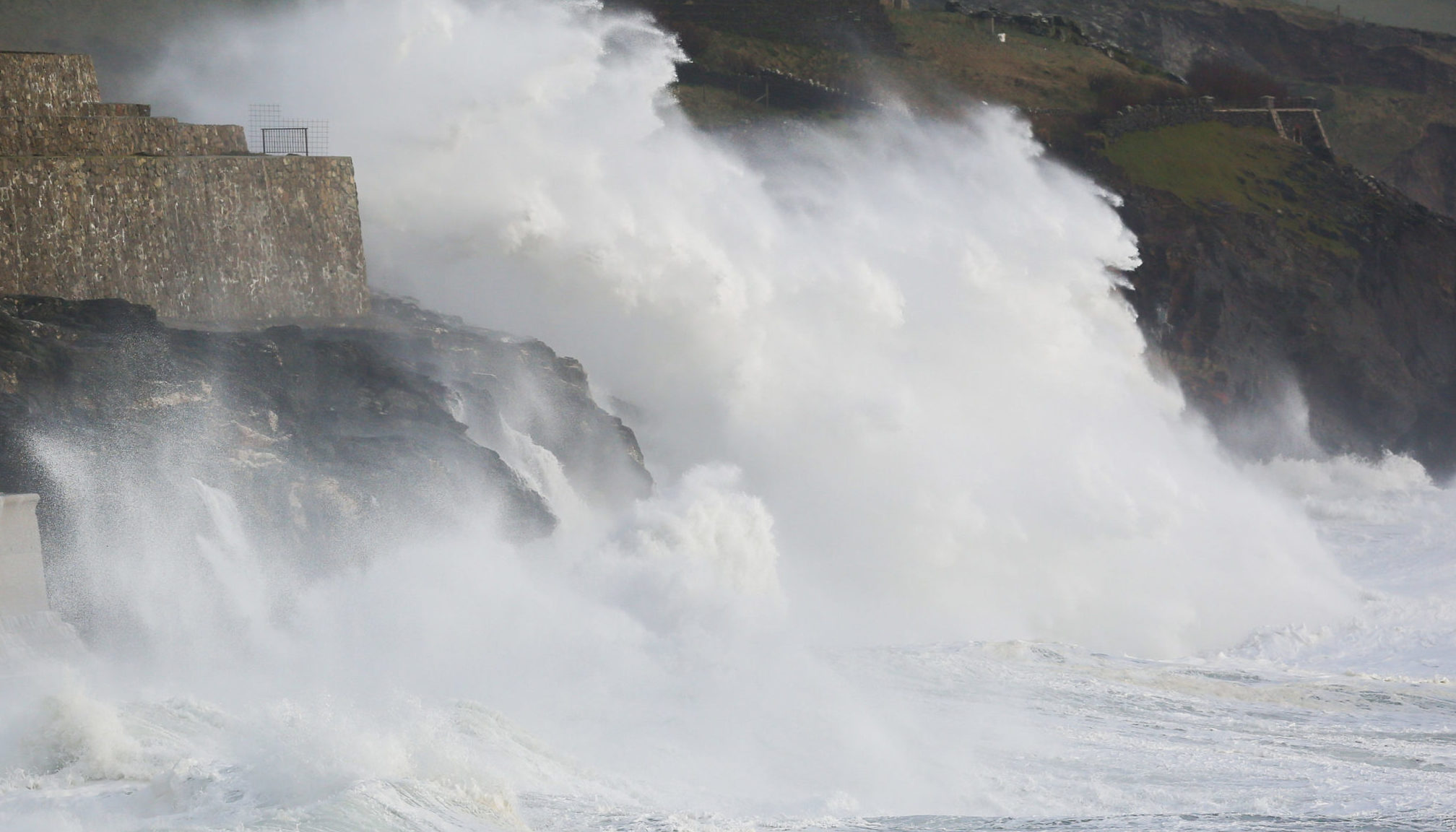 Storm Ciara battered the UK at the weekend.