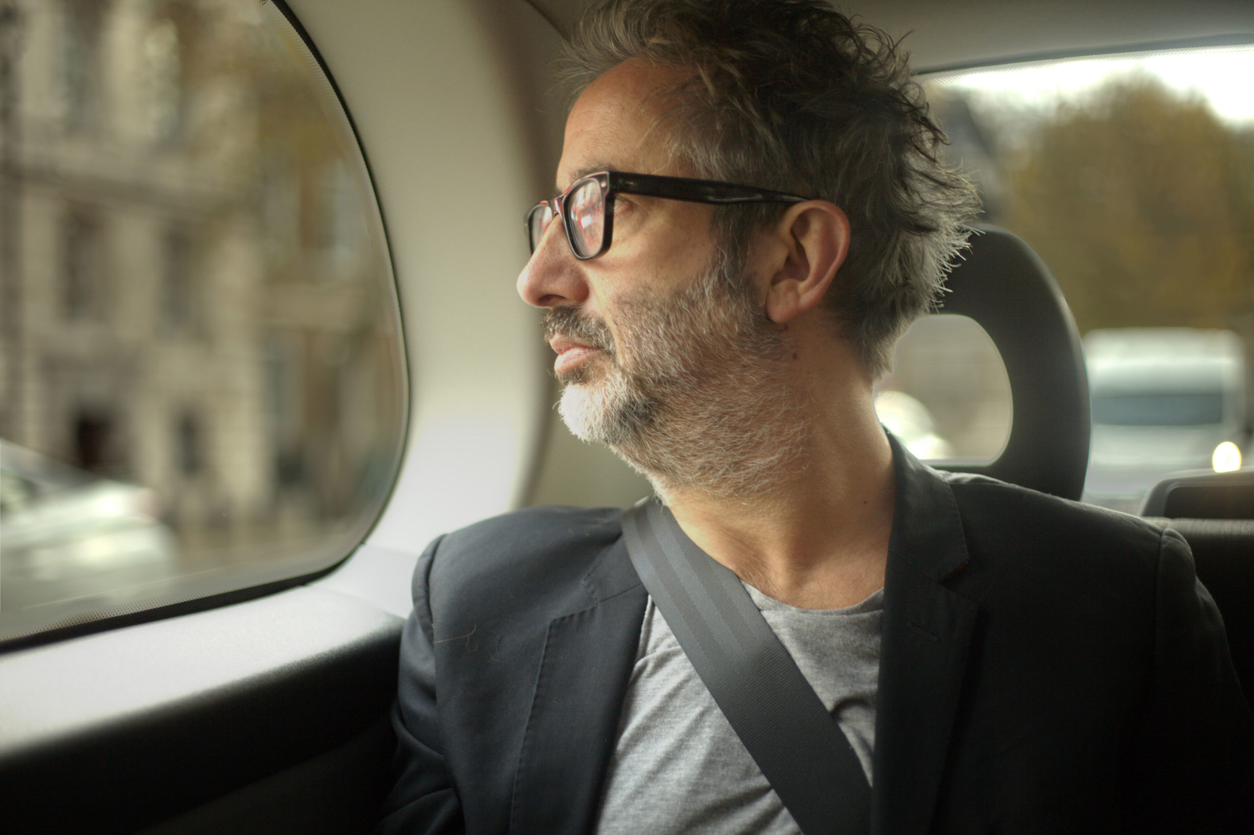 Confronting Holocaust Denial with David Baddiel.