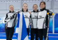 Team Muirhead hope to be flying the flag for Scotland at the World Championships.