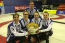 Team Muirhead - Scottish Champions.