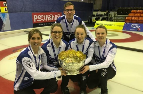 Team Muirhead won't be going for gold in Canada.