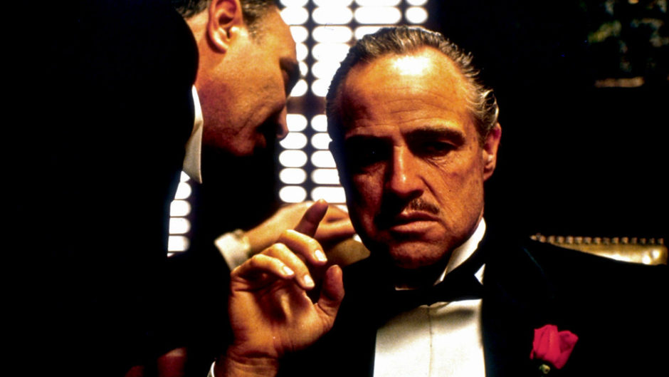 Boris Johnson named the Godfather as his favourite film.
