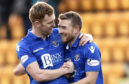 Liam Craig and David Wotherspoon.