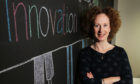 Insights chief executive, Fiona Logan.  Mhairi Edwards