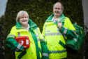 Catherine and Nick Procter from Perth First Responders.