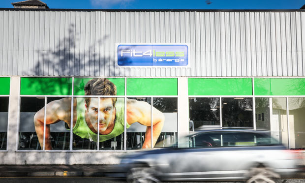 Fit4Less could be demolished to make way for flats.