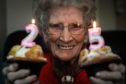 Forever Young: May Christie turns 100 but is really only 25.