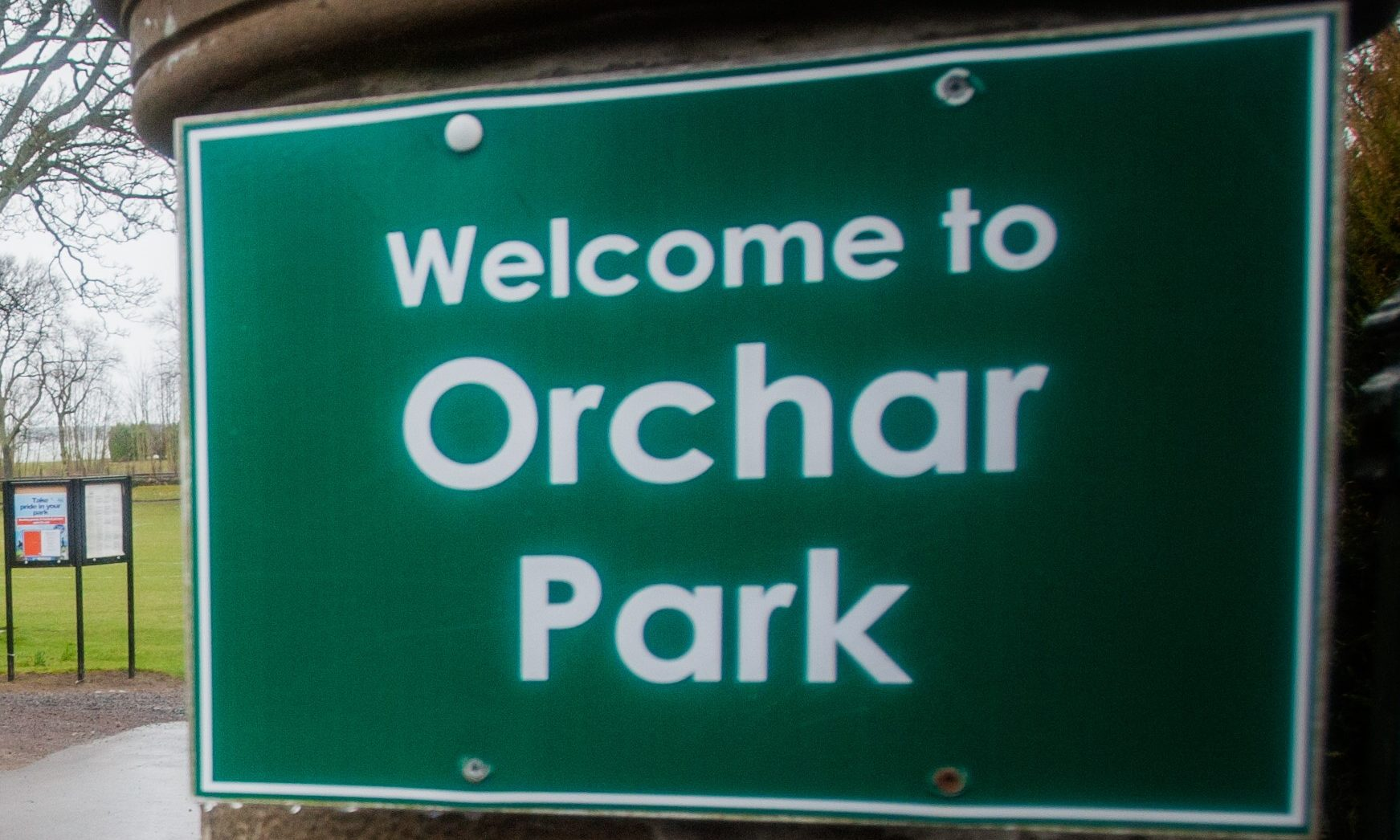 Orchar Park, Monifeith Road, Broughty Ferry,