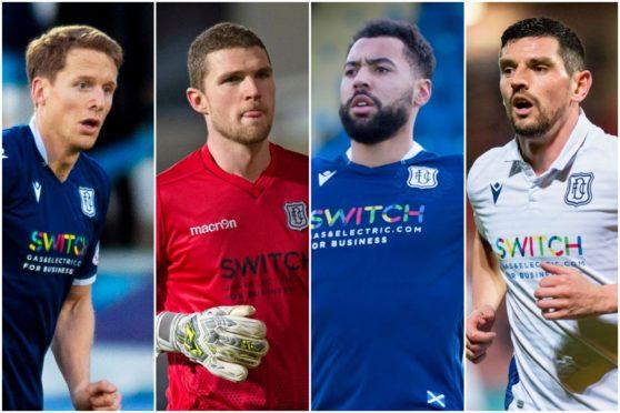 Gavin Rae reckons Dundee have Scottish Premiership talent