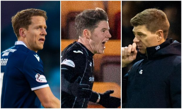Jim Spence has had his say on Berra, Nisbet and Gerrard