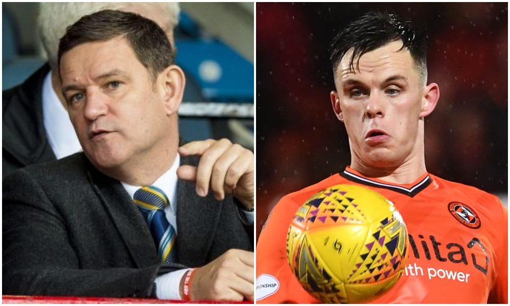 Jim Spence discusses St Johnstone and Shankland in this week's column