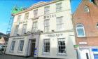 Royal Hotel in Blairgowrie.