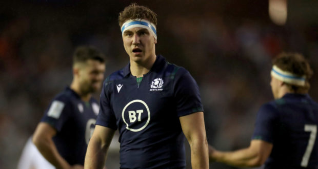 Jamie Ritchie believes Scotland are poised to break out against Italy.