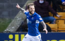 Stevie May scored seven goals in 27 appearances for Saints last season