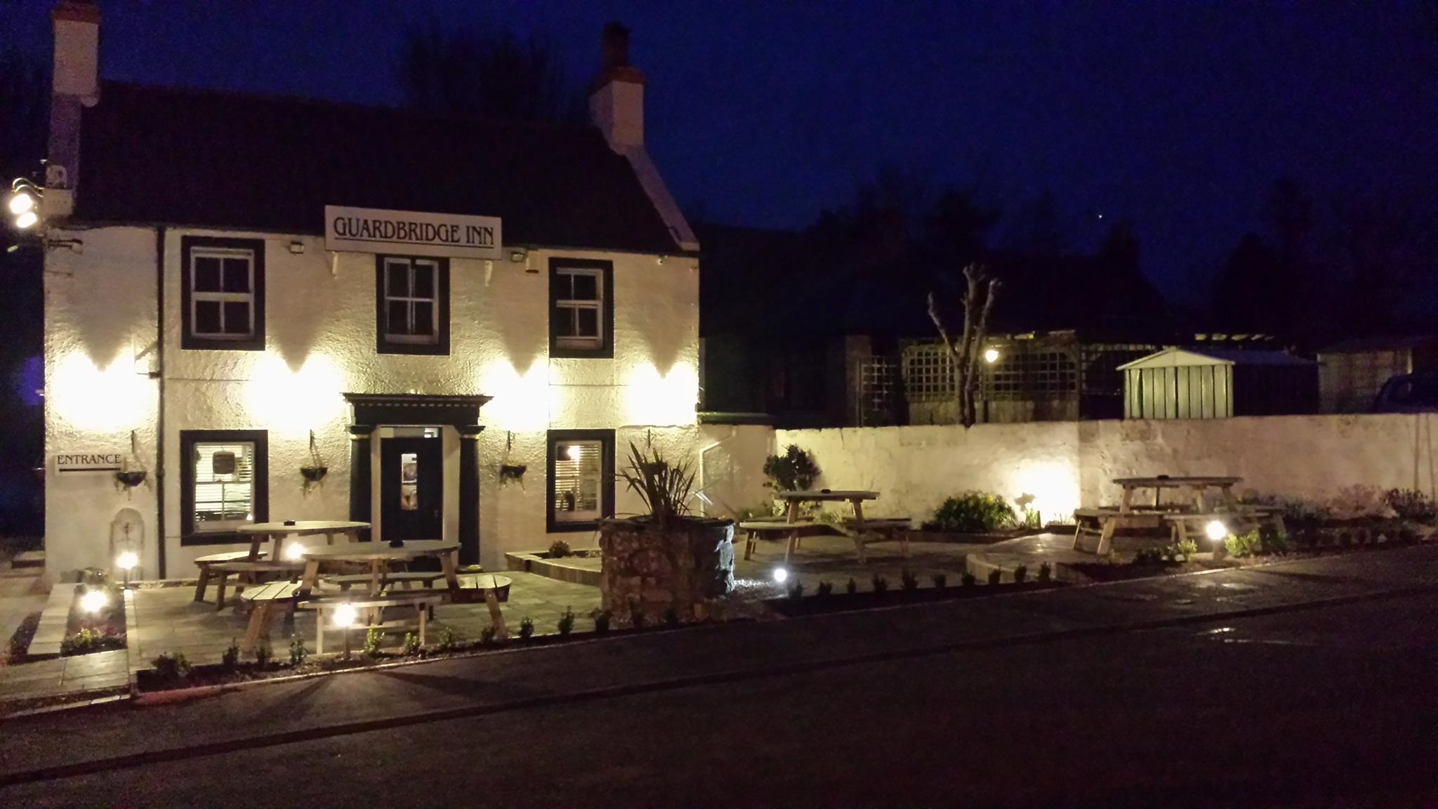 The Guardbridge Inn