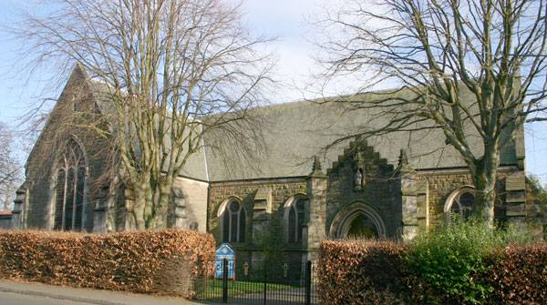 Barnhill Church.