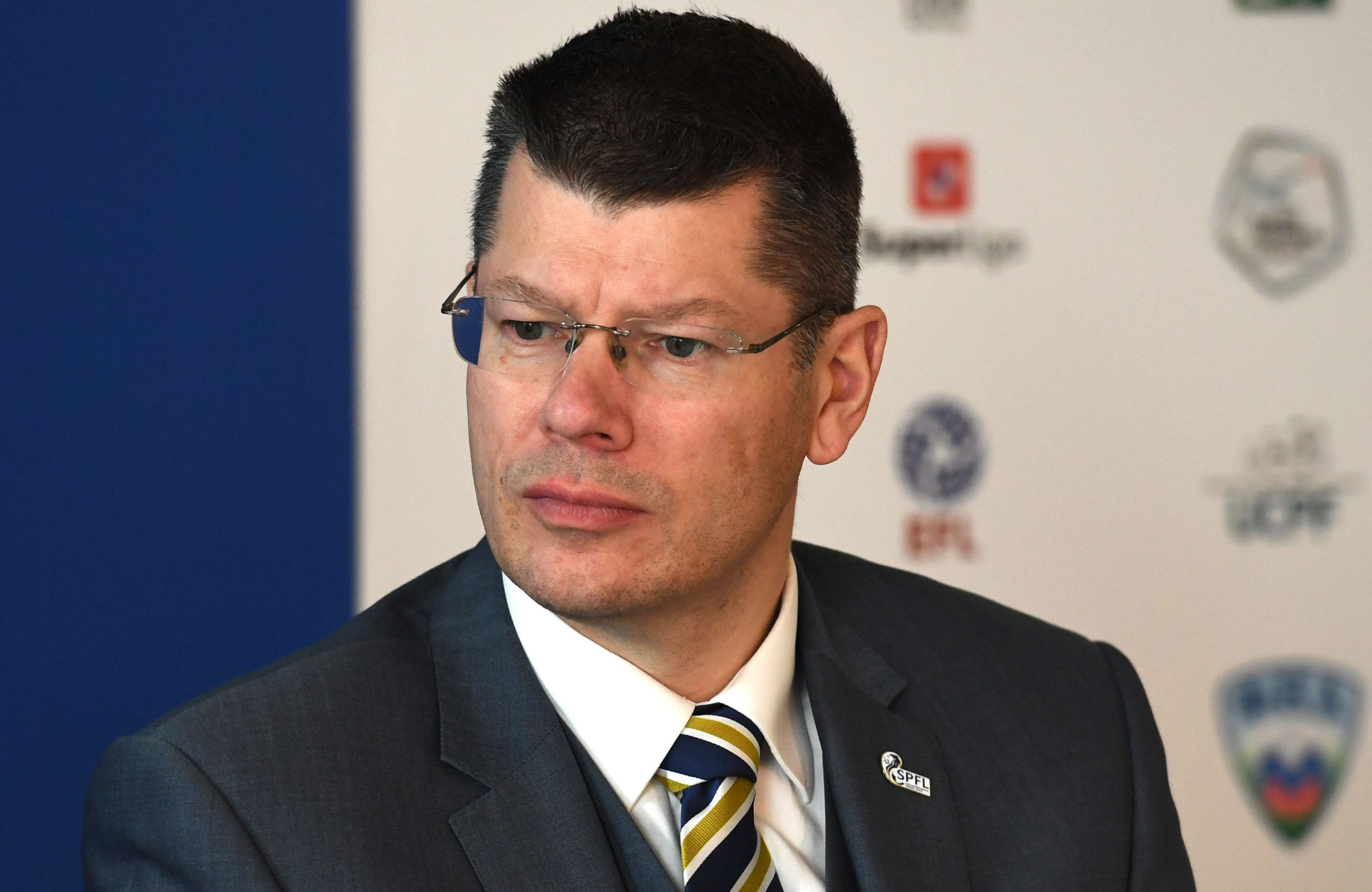 Neil Doncaster is one of the Hampden chiefs behind decision