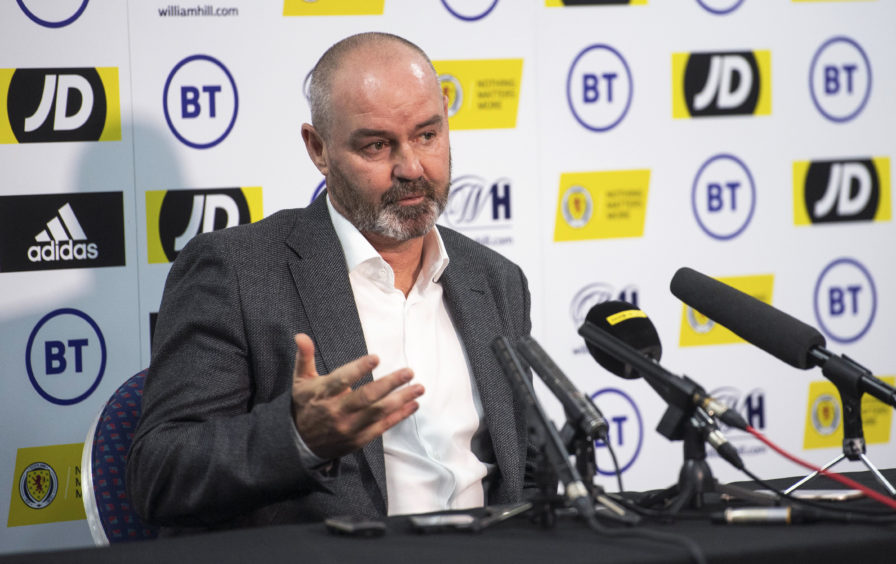 Steve Clarke has been a massive influence on Kilmarnock defender's career