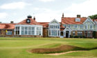 19/06/10 AMATEUR CHAMPIONSHIPS MUIRFIELD Clubhouse